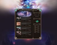 Perfect Fantasy Web Template