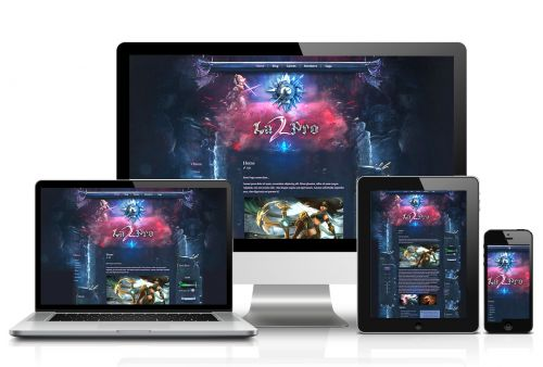 Pro Fantasy Wordpress Theme