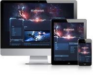 PVP War Wordpress Theme