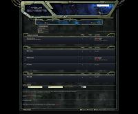 Sci-Fi Game Forum Skin phpBB