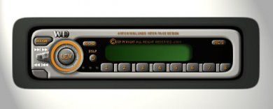 Stereo Interface