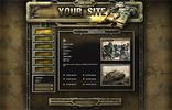 War Web Design