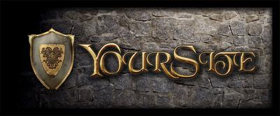 Medieval Game Site Logo