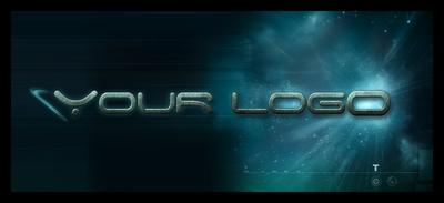 3d Game Logo