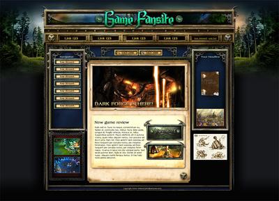 Legends Game Design