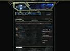 Sci-Fi Game Forum Skin V4