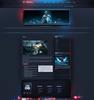 Esport Gaming Wordpress Theme