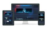 Esport Gaming Joomla Template