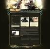 COD Gaming Joomla Template