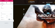 CS Esport Wordpress Theme